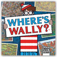Where's Wally? - Wo ist Walter 2021