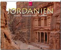 Jordanien - Amman, Felsenstadt Petra, Wadi Rum 2021