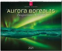 Aurora borealis - Faszinierendes Nordlicht