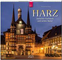 Harz - Zwischen Fachwerk und wilder Natur 2021