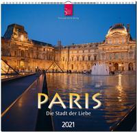 Paris - Die Stadt der Liebe 2021