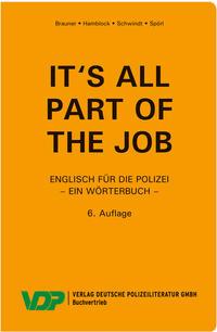 It's all part of the job - Ein Wörterbuch
