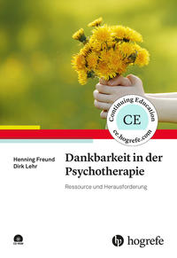Dankbarkeit in der Psychotherapie