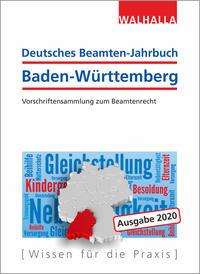 Deutsches Beamten-Jahrbuch Baden-Württemberg 2020