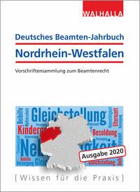 Deutsches Beamten-Jahrbuch Nordrhein-Westfalen 2020