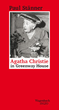 Agatha Christie in Greenway House