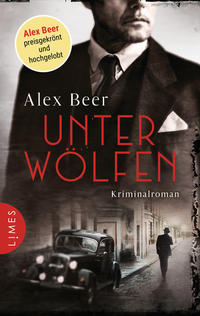 Cover: Alex Beer Unter Wölfen