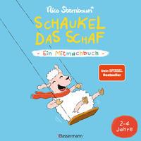 Cover: Nico Sternbaum Schaukel das Schaf – ein Mitmachbuch