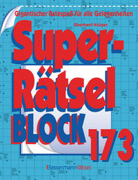 Superrätselblock 173