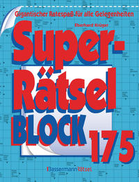 Superrätselblock 175