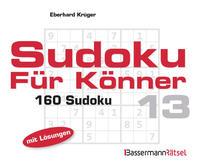 Sudoku für Könner 13