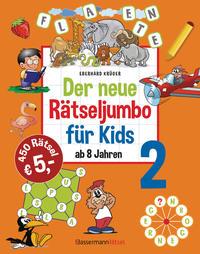 Der neue Rätseljumbo für Kids 2