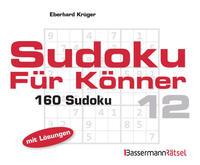Sudoku für Könner 12 (5 Exemplare à 2,99 €)