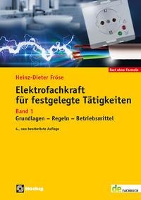 Elektrofachkraft für festgelegte Tätigkeiten 1