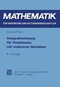 Integralrechnung für Funktionen mit mehreren Variablen