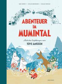 Abenteuer im Mumintal - Cover