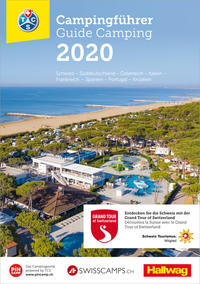 TCS Schweiz & Europa Campingführer 2020