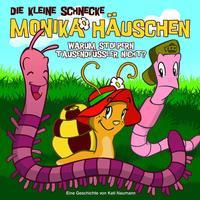 Die kleine Schnecke Monika Häuschen - CD / 01: Warum stolpern Tausendfüßler nicht?