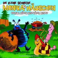 Die kleine Schnecke Monika Häuschen - CD / 06: Warum mögen Mistkäfer Mist?