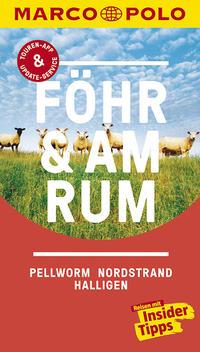 MARCO POLO Reiseführer Föhr, Amrum, Pellworm, Nordstrand, Halligen - Cover
