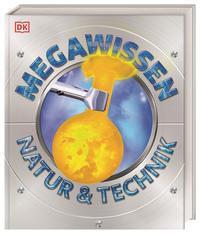 Cover:  Megawissen Natur & Technik