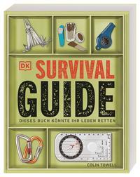 Cover: Colin Towell Survival Guide – dieses Buch könnte ihr Leben retten
