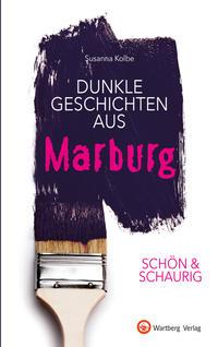 Dunkle Geschichten aus Marburg - Cover
