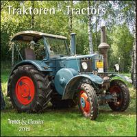 Traktoren/Tractors 2019