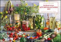 DuMonts neuer Küchenkalender 2019 - Broschürenkalender - mit Rezepten und Gedichten - Format 42 x 29 cm