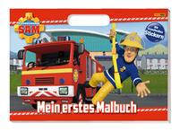 Feuerwehrmann Sam: Mein erstes Malbuch
