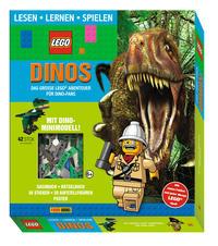 LEGO: Dinos Das große LEGO Abenteuer für Dino-Fans (Lesen, Lernen, Spielen)