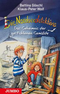 Die Nordseedetektive - Das Geheimnis der gestohlenen Gemälde