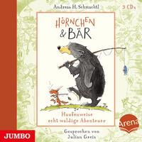 Hörnchen & Bär. Haufenweise echt waldige Abenteuer