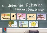 Der Universal-Kalender für Kita und Grundschule, ab 2020