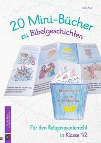 20 Mini-Bücher zu Bibelgeschichten