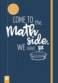 Das Notizbuch für Mathelehrerinnen und -lehrer - 'live - love - teach'