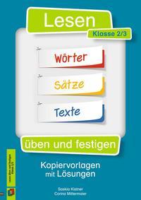 Lesen üben und festigen - Klasse 2/3