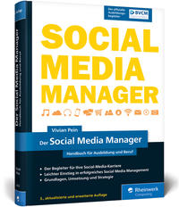 Cover: Vivian Pein Der Social-Media-Manager