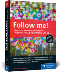 Cover: Anne Grabs Follow me! – Erfolgreiches Social Media Marketing mit Facebook, Instagram, Pinterest und Co.