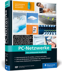 Cover: Axel Schemberg, Martin Linten und Kai Surendorf PC-Netzwerke - das umfassende Handbuch