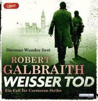 Cover: Robert Galbraith Weißer Tod