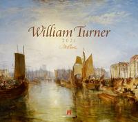 William Turner Kalender 2021