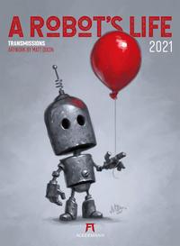 A Robot's Life Kalender 2021