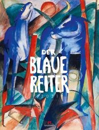 Der Blaue Reiter Kalender 2021