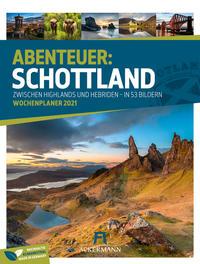 Abenteuer: Schottland - Wochenplaner 2021
