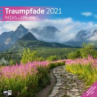 Traumpfade Kalender 2021