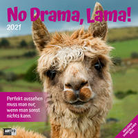 No Drama, Lama! Kalender 2021