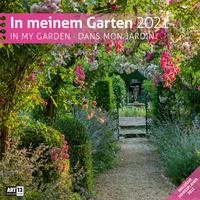 In meinem Garten 2021