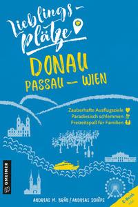 Cover: Andreas Bräu und Andreas Schöps Donau Passau-Wien