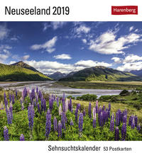 Neuseeland - Kalender 2019